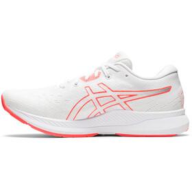 asics Evoride Tokyo Running Shoes Women white/sunrise red